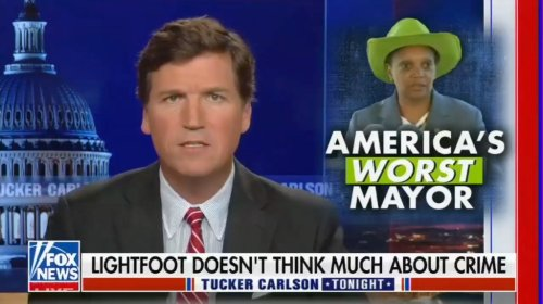 Tucker Carlson Is SO MAD That Juneteenth Will Be A National Holiday