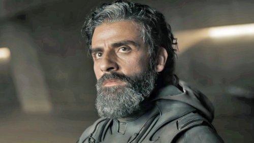Oscar Isaac's Glorious Space Beard In The 'Dune' Trailer Brings Spice