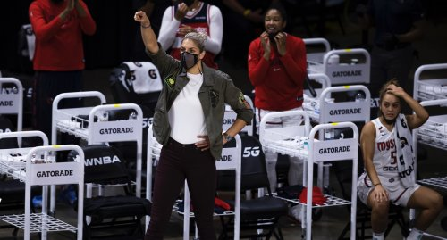 Mystics Elena Delle Donne May Not Return Until After The Olympic Break