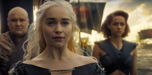 Emilia Clarke: Making 'Game Of Thrones' Season One Was 'Nonstop Joy'