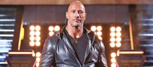 The Rock Showed Off Jacked Legs While Marking Start Of 'Black Adam'