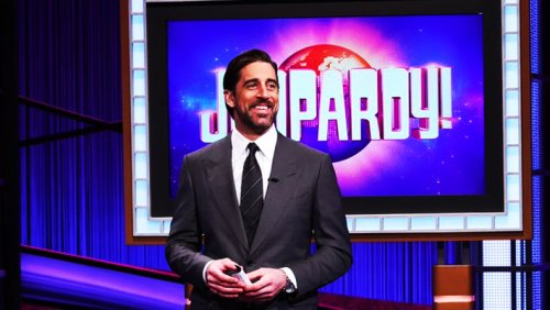 Aaron Rodgers Might Be The Answer As Full-Time 'Jeopardy!' Host