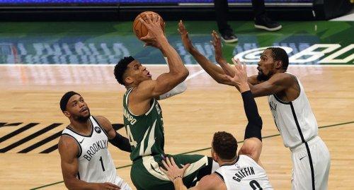 Brooklyn Nets At Milwaukee Bucks Game 4 TV Info And Betting Lines