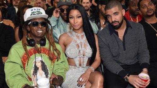 Nicki Minaj Admits Drake And Lil Wayne 'Washed' Her On 'Seeing Green'