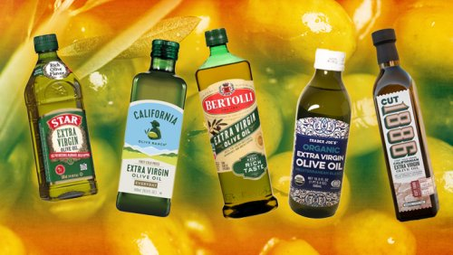 Blind Taste Test: Ranking The 14 Best Grocery Store Olive Oils