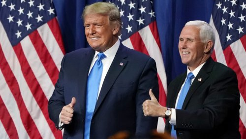 Donald Trump Is Reportedly Kicking Mike Pence To The Curb For 2024 Run