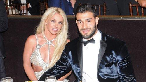 Britney Spears' Boyfriend Sam Asghari Shows Support For #FreeBritney
