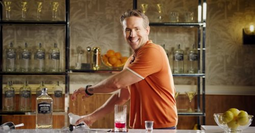 Ryan Reynolds Crafted The Perfect Father's Day Cocktail: The Vasectomy
