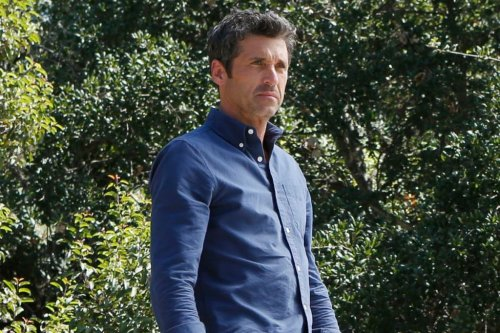 Patrick Dempsey Reportedly 'Terrorized' Grey's Anatomy Set During Show