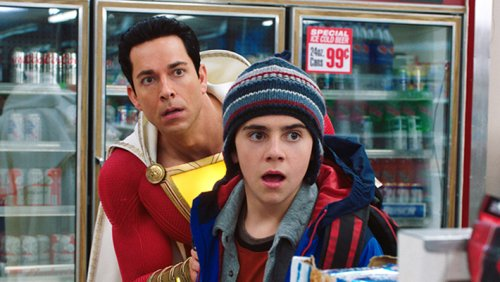 The 'Shazam! Fury Of The Gods' Director Unveils All Six New Costumes