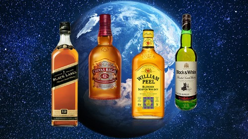 Breaking Down The 10 Best-Selling Scotch Whiskies In The World
