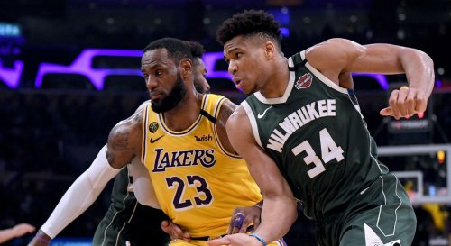 Giannis Named Someone Other Than Himself As Best Player In The World
