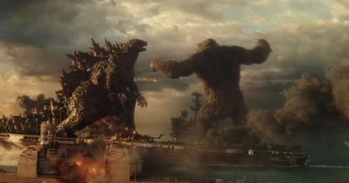 The 'Godzilla Vs. Kong' Trailer Is Full Of Big Monster Battles