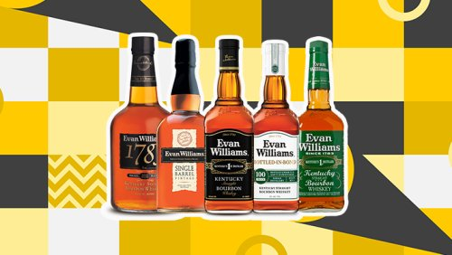 Ranking The Core Bottles Of Evan Williams Bourbon Whiskey