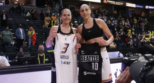 The Mercury Knocked Off The Storm In OT To Reach The WNBA Semifinals