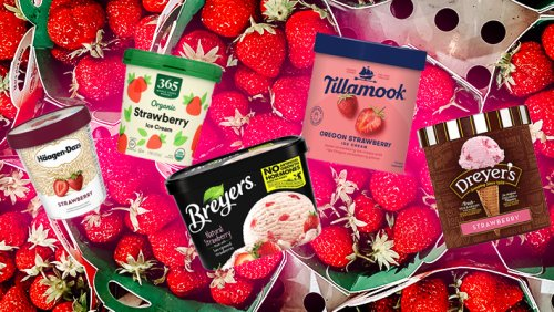 10 Grocery Store Strawberry Ice Creams, Blind Tasted And Power Ranked
