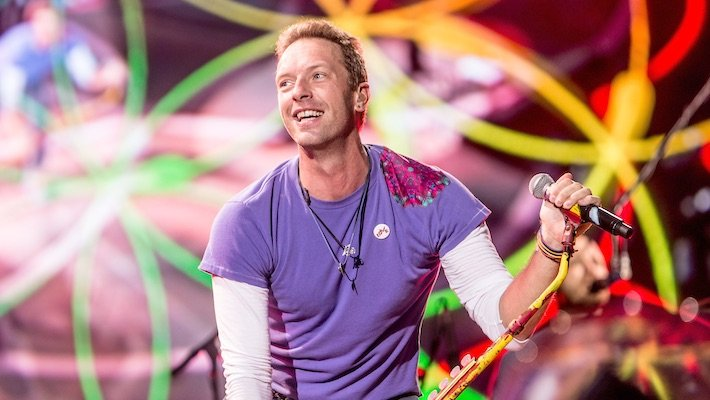 Coldplay Announce A New Album, 'Music Of The Spheres'
