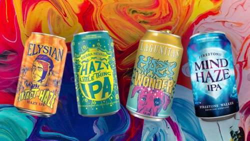 We Blind Taste Tested 8 Hazy IPAs To Find The Best Of The Bunch