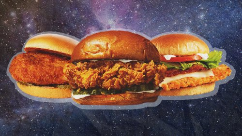 The 19 Best Fried Chicken Sandwiches In The Fast-Food Galaxy, Ranked