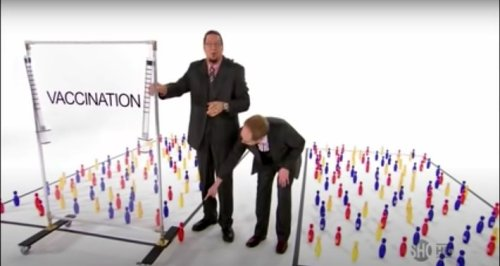An Old Penn And Teller Clip About Vaccines Is Circulating Again