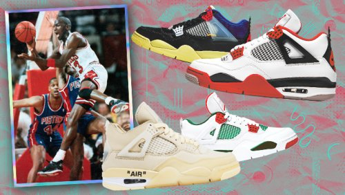 The 20 Best Jordan 4s Of All Time