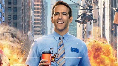 Ryan Reynolds Learns He's A Video Game Character In 'Free Guy' Trailer