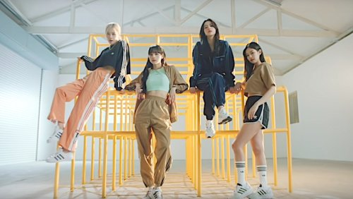 Blackpink Star In A Pastel Ad For Adidas' 'Watch Us Move' Campaign