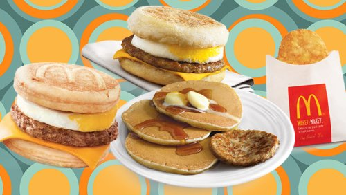All 12 McDonald's Breakfast Menu Items, Ranked By A Food Critic