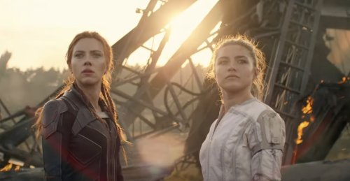'Black Widow' Trailer Resurrects Scarlett Johansson's Natasha Romanoff