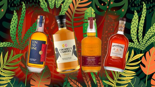 7 Dark Rums That Will Transport You To The Tropics This Spring