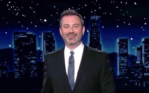 Kimmel Gave Ted Cruz A Sweaty New Nickname Following Trump Photo
