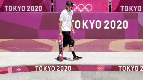 Tony Hawk Tried Olympic Skating Commentary On IG, Told He Had To Stop