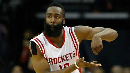 Rockets Fans Give James Harden's New Restaurant Terrible Reviews