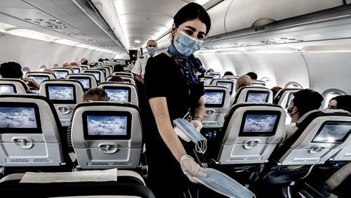 The Two Most Recent FAA Fines For Anti-Maskers Are Staggering