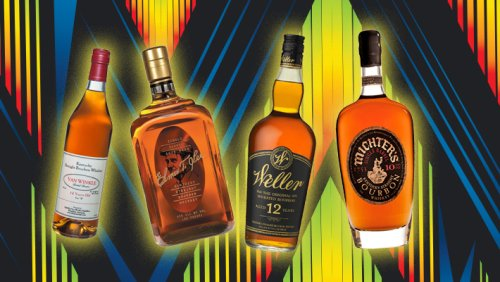 Tasting Notes On 10 Bourbon Whiskeys That Sell For A Huge Markup