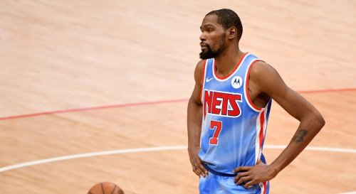 Kevin Durant Had A Funny Reaction To Sixers Fans Chanting 'KD Sucks'