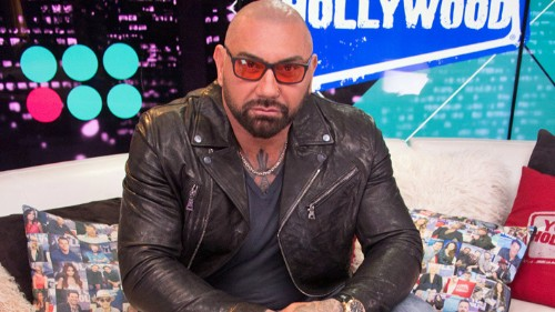 Dave Bautista Offers Reward For 'MAGAts' Who Carved Trump Into Manatee