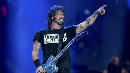 Dave Grohl And Foo Fighters Tease A New Documentary, 'What Drives Us'