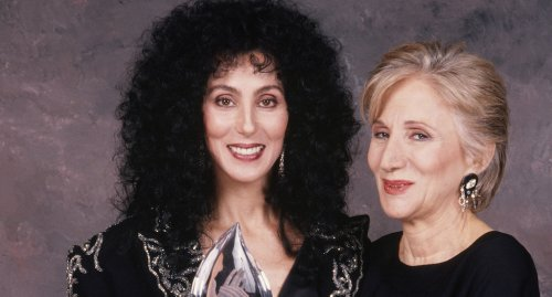 Cher Wrote Honored Her Late 'Moonstruck' Co-Star Olympia Dukakis
