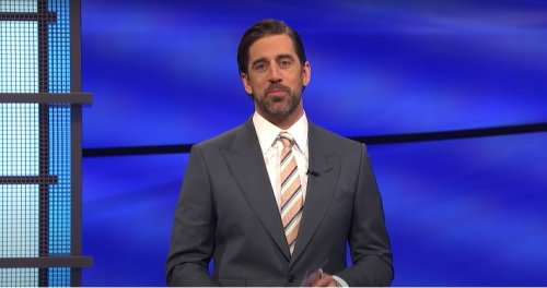 'Jeopardy!' Producer: Aaron Rodgers Has A Bright Future In Game Shows