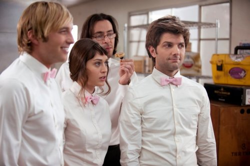 A 'Party Down' Limited Series Revival Is In The Works At Starz