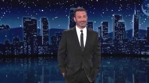 Melania Wasn't At Trump's 75th Birthday Party And Jimmy Kimmel Noticed