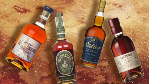 We Asked 10 Bartenders To Name Their Favorite High Proof Whiskeys