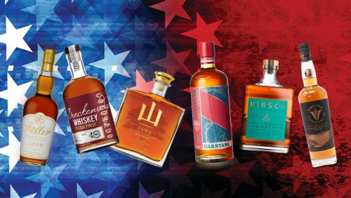 The 14 Best American Whiskeys, Rated By The 2021 World Whiskies Awards