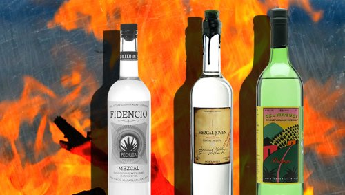 Bartender Recommended 11 Smoky Mezcals To Sip When The Weather Turns
