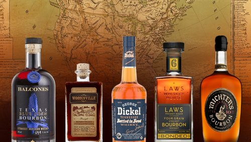 The Single Best Bottle Of Whiskey From Each Of The 50 States
