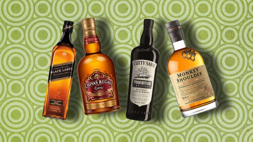 Blind Taste Test: 8 Blended Scotches In The $40 Range, Ranked
