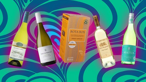 Drizly's 10 Best-Selling White Wines, Ranked On Flavor Alone