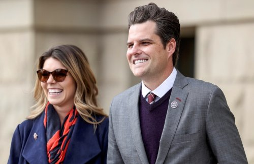 Matt Gaetz Appears To Be In Much Deeper Sh*t Than Previously Thought