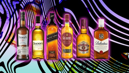 A Blind Ranking Of 6 Affordable Blended Scotch Whiskies